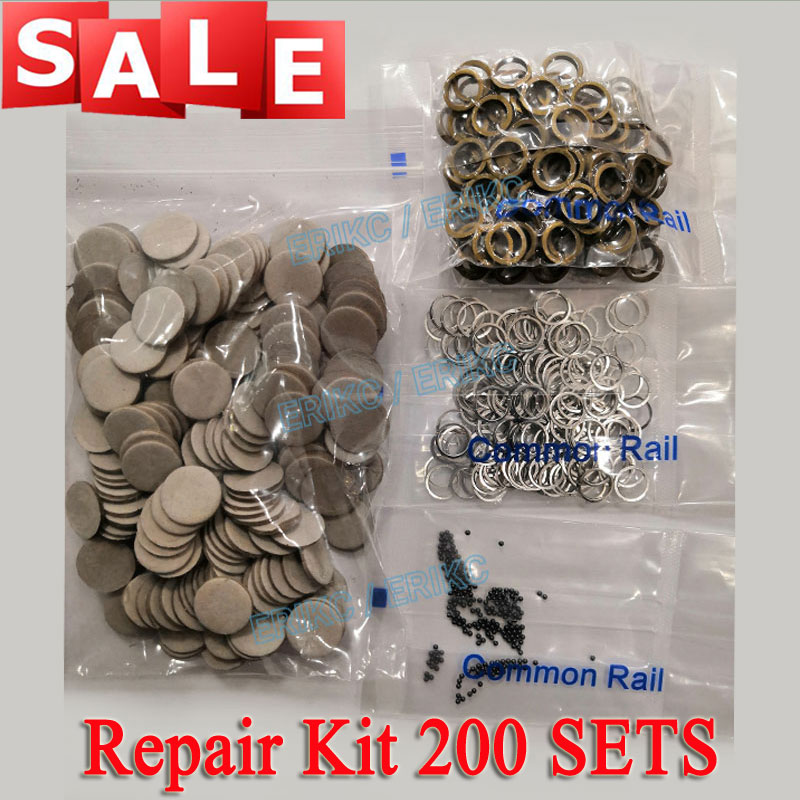 ERIKC injector steel ball repair kits F00VC99002 F00VC05001 for Bosch 120 series