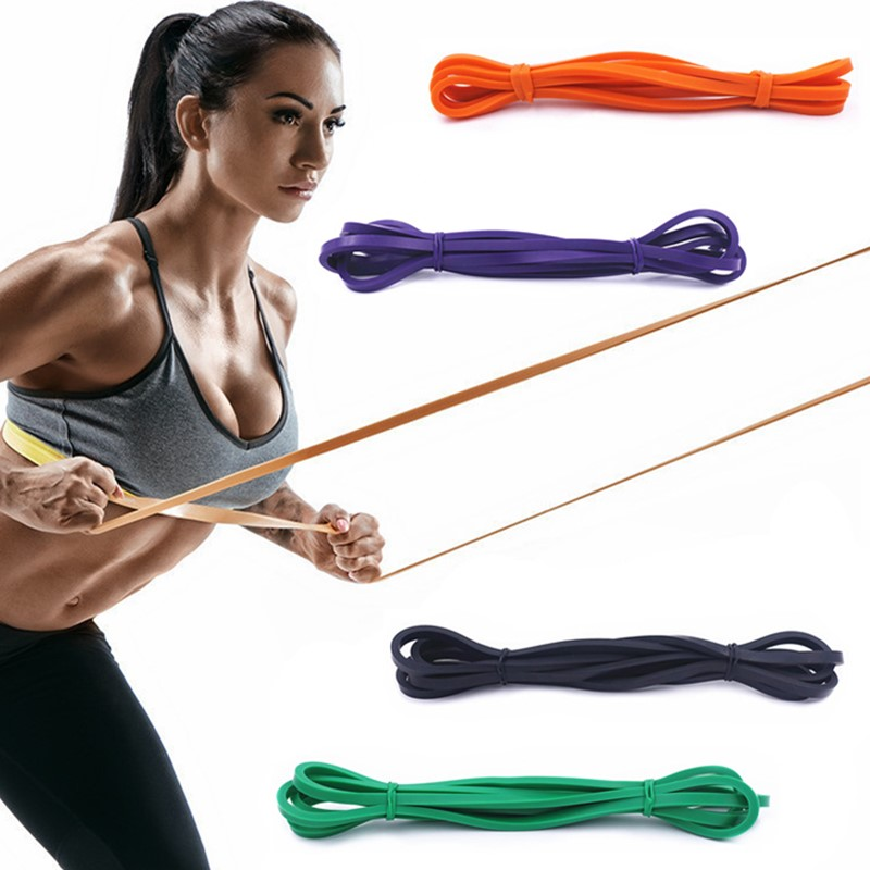 Resistance Stretch Bands Sport Elastic Band For Fitness Training Pull Up Workout Yoga Exercise Pilates Expander Gym Fitness Band