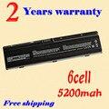 JIGU Replacement laptop Battery for HP Compaq Pavilion DV2000 DV6000 Presario V3000 HSTNN-DB41, HSTNN-LB31 10.8V 5200mAh