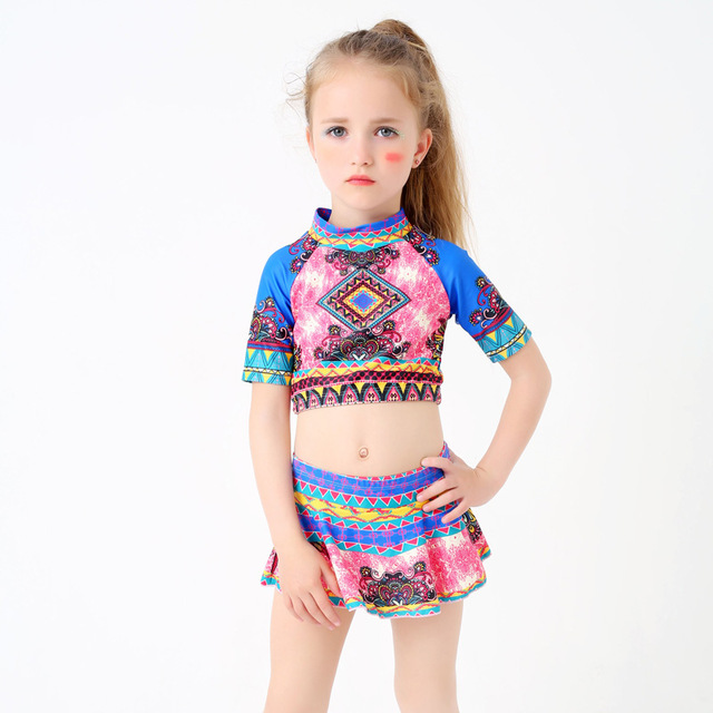 2017 New Arrival Cute Clothing Girls Swimsuits Baby Girl ...