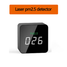 Portable PM2.5 Laser Detector for Household Air Quality Environment Small Volume Haze