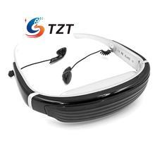 """720A FPV Gafas de visión 68 """"Pantalla LCD HD Gafas de Vídeo Monitor de Interfaz AV para FPV Racing QVA250 Drone Quadcopter"""