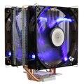 Novo 401 versão de computador radiador tubo de calor CPU 4 CPU de alta qualidade ultra silencioso Cooling fã Heatpipe