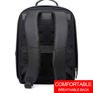 Image 3 - Bopai multifunction ampliar mochilas portáteis usb de carregamento 15.6 Polegada mochila anti roubo masculino grande capacidade viagem saco