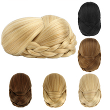 Free Beauty Synthetic Hair Braided Clip In