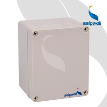 170 140 110mm IP67 ABS Junction Box Plastic Screw Type Waterproof Enclosure SP 02 171411