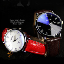 Classic Casual Leather Watch