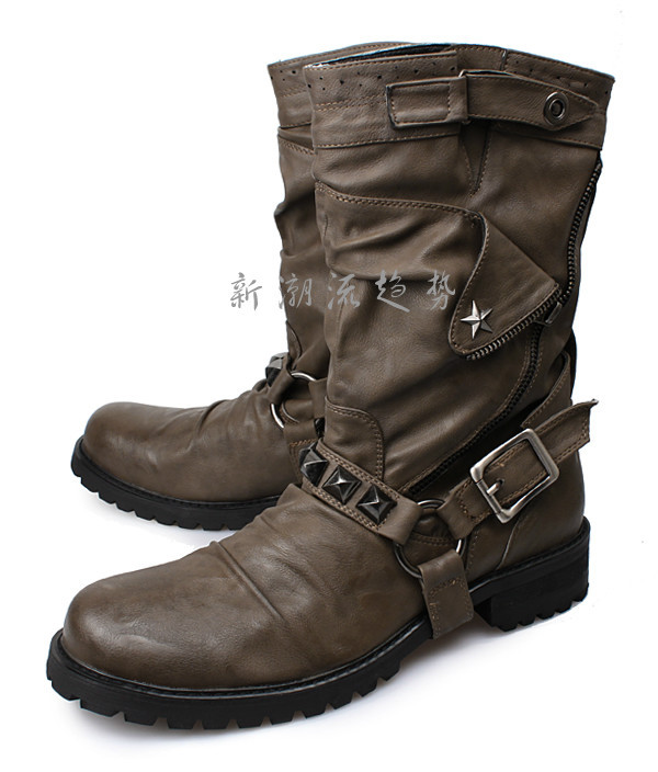 Online Get Cheap Brown Combat Boots -Aliexpress.com | Alibaba Group