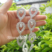 Free Shipping Rhinestone Cup Chain Collar Chain Made Of Czech Stone Price Negotiable For Large Order