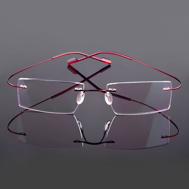 Gmei Optical Rimless Glasses  5