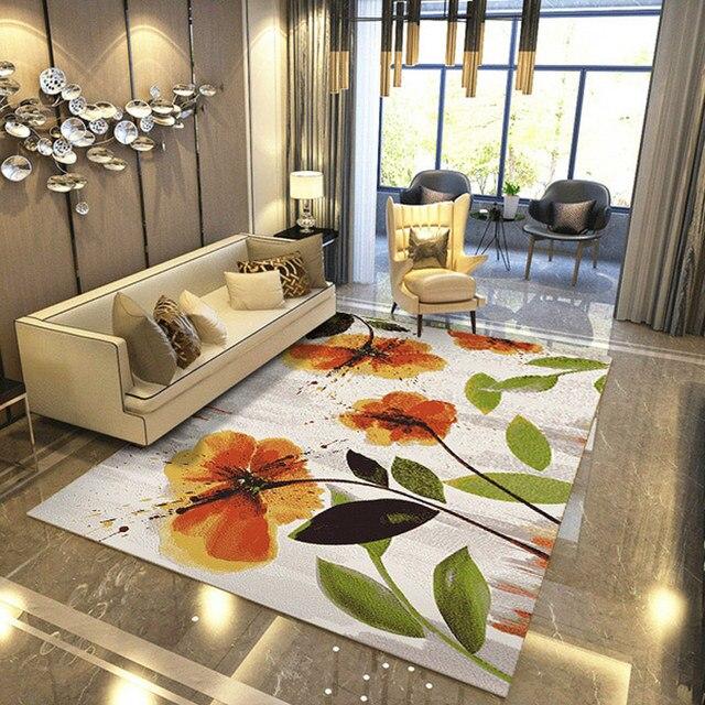 Desa Amerika Karpet Untuk Ruang Tamu Dekorasi Rumah R Tidur Studi Mode Lembut Sofa