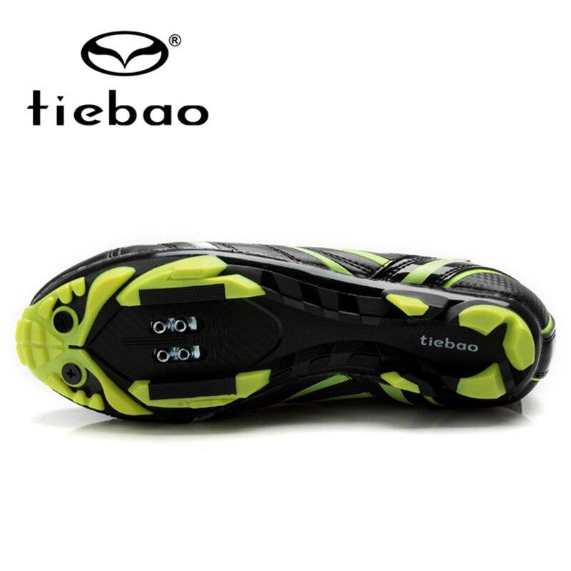 Tiebao велосипед самоблокирующаяся волшебная лента велосипедная обувь сохраняет тепло велосипедная спортивная обувь для велоспорта - 4
