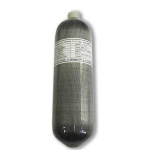 Image 2 - Acecare AC1217 2.17L Arma Pcp De Alta Pressão Composto Mergulho E Encher De Fibra De Carbono Cilindro de Ar Comprimido de Tiro