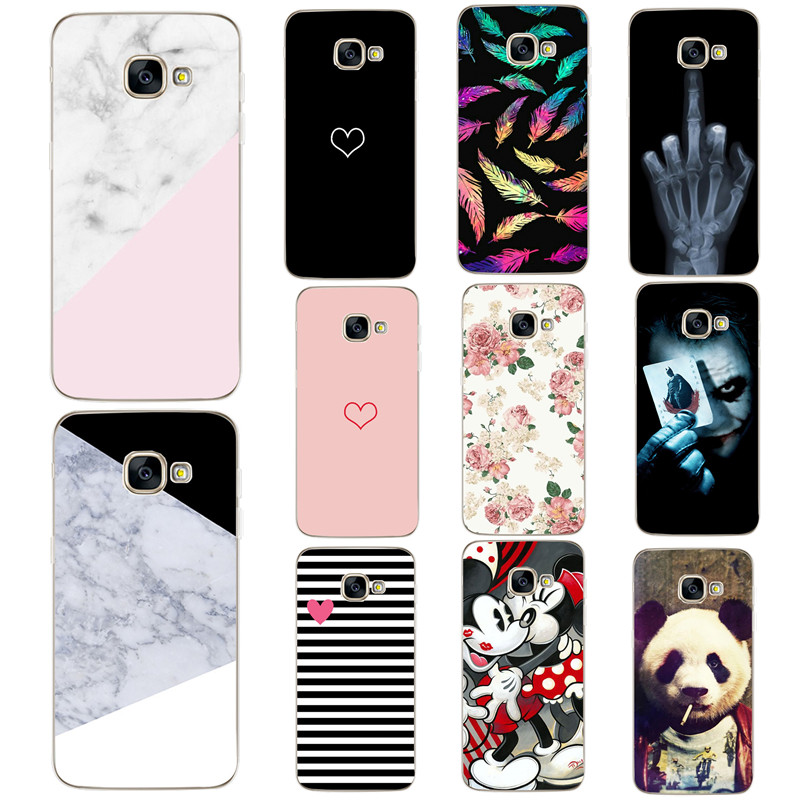 Case For Samsung Galaxy <font><b>J5</b></font> 2017 Case Silicon Cover For Samsung <font><b>530F</b></font> 5.2