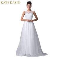 Wholesale Vestido De Noiva Luxury Lace Vintage Designer A Line Wedding Dresses Robe De Mariee Mint
