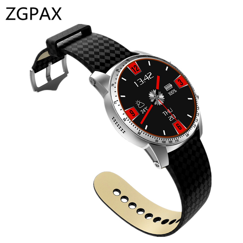 Здесь продается  ZGPAX ZW99 Smart Watch MTK6580 Android 5.1 GPS 3G/2G Watch Phone Heart Rate Monitor Pedometer Smartwatch for Android relogio  Бытовая электроника