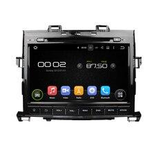 Android 8.0 8-ядерный 4 ГБ Оперативная память dvd-плеер автомобиля для Toyota Alphard 2007-2013 IPS сенсорный экран штатные ленты рекордер радио