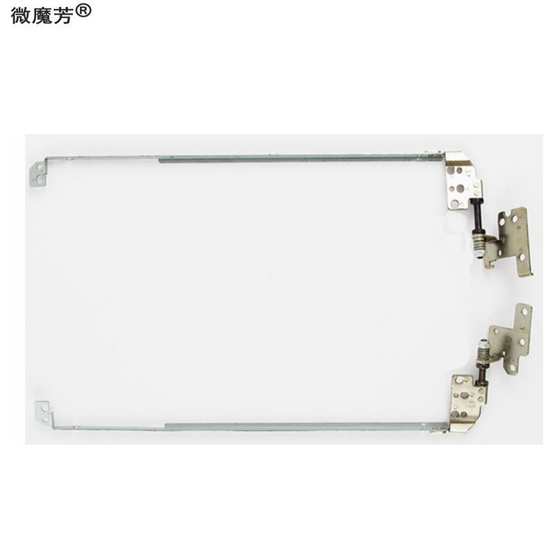 New Laptop Lcd Hinge Set For Dell Inspiron 15R N5110 M5110 M511R 34.4IE11.002 34.4IE15.002 0CDTYD 0VN266 3