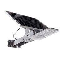 50 светодиодов Солнечный свет SMD3030 микроволновый радар движения Сенсор уличные фонари на солнечных батареях для сада на открытом воздухе со