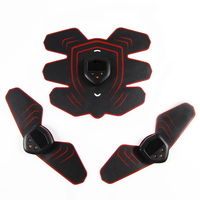 Fitness Abdominal Muscle Trainer 6 Modes Lntelligent Massager Household Arm Abdominal Muscle Fitness Training Device