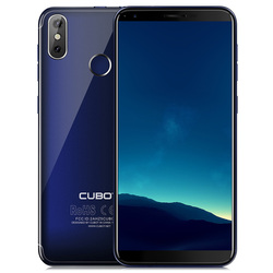 CUBOT R11 3G Smartphone 5.5 Inch Android 8.1 MTK6580 1.3GHz Quad Core 2GB RAM 16GB ROM Dual Rear Cameras Fingerprint Recognition