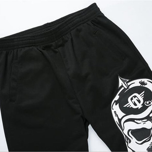 Image 4 - Men pants hip hop spring 2020 new autumn casual youth pants male skull print trousers teenager plus size black gray