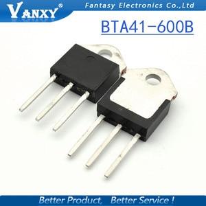 Image 4 - 5PCS BTA41 600B TO 3P BTA41 600 TO3P BTA41600B 41 600B חדש ומקורי IC
