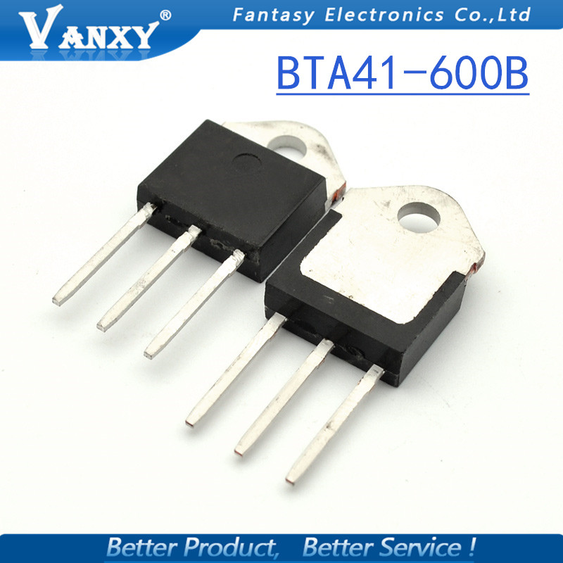 Image 3 - 5PCS BTA41 600B TO 3P BTA41 600 TO3P BTA41600B 41 600B new and  original IC-in Integrated Circuits from Electronic Components & Supplies