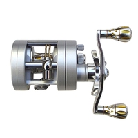 Casting Drum Reel Mb100 9Bb 5.1:1 Trolling Wheel Hand Boat Fishing Reel