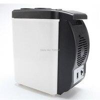 12 В 6.0L охлаждения и нагрева мини холодильник авто холодильник для автомобиля холодильник мини холодильник кулер и отопление