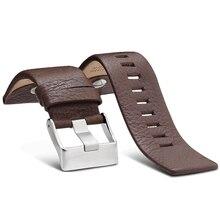 Genuine Leather Watchbands For Diesel DZ7313 DZ7322 DZ7257 Men Watch