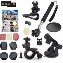 JACQUELINE for Ion Air Pro Accessries Bundle Kit for Sony Action Cam HDR AS50 AS200V AS30V AS100V AZ1 mini FDR-X1000V/W 4 k