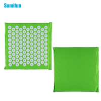 Size 32 35cm Body Massage Cushion Acupressure Mat Relieve Stress Pain Acupuncture Yoga Mat Health