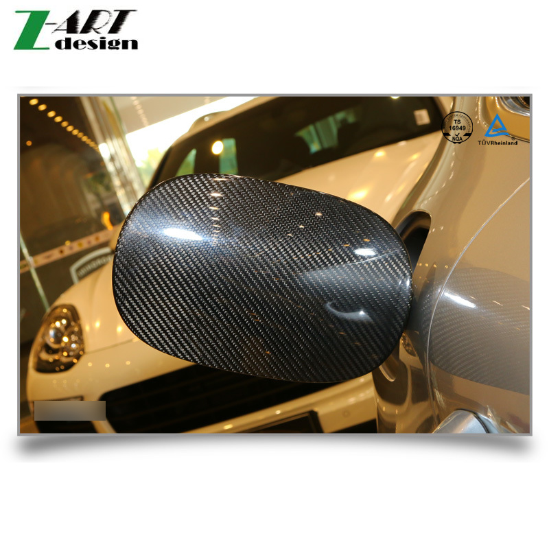 ФОТО New arrival Car styling carbon fiber Oil cap Fuel Tank Cap For porsche MACAN Fuel Tank Cap carbon fiber tank cover