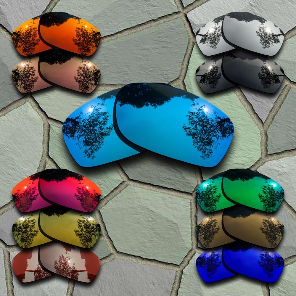 46fae1e1ee Gafas de sol polarizadas lentes de repuesto para roble Fives al  cuadrado-variedades - a.sheiladumlao.me