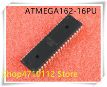 NEW 5PCS/LOT ATMEGA162-16PU ATMEGA162 16PU DIP-40 IC