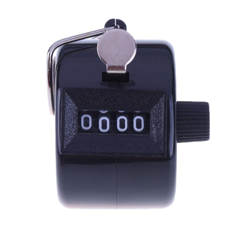 Mini Contador de conteo digital de mano Número de 4 dígitos Manual - Instrumentos de medición - foto 5