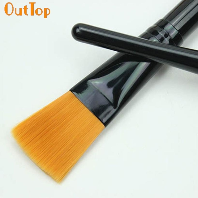 Cosmetic Makeup Mask Brush Fiber -1 PC 1