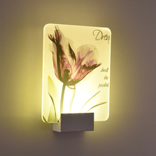 цены Loft Wall Lights For Home Appliques Luminaires Murales led 8w Wall Lamp Led Sconce Indoor Luminarias De Interior Lighting