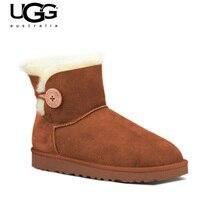 2019 Original New Arrival UGG Boots 3352 ugged women boots snow shoes Winter Boots UGG Women's Classic Cuff Short Winter Boot