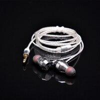 Original TONEKING Shock Wave III Earphone 5 Units 4 BA With DD In Ear Earphone Dynamic