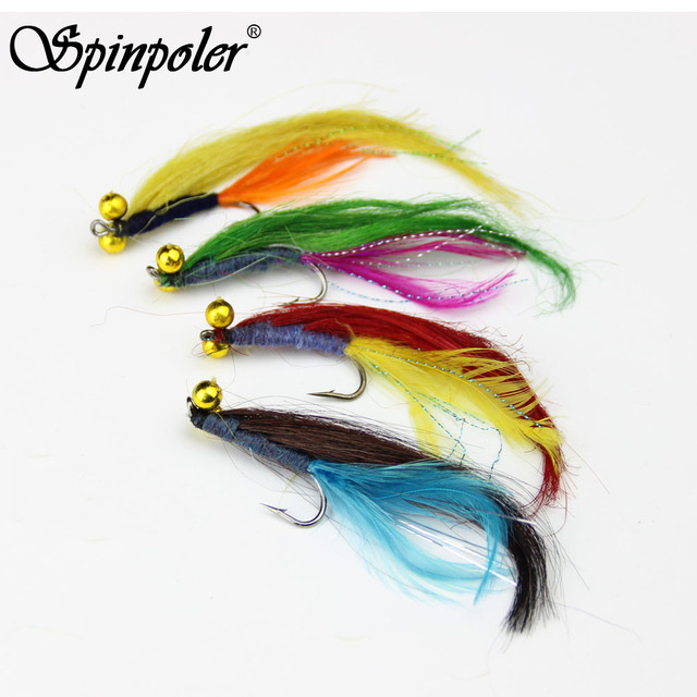Fly Fishing Flies Set 10pcs Artificial Dragonfly Lure Dry