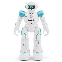 R11 Dancing Remote Control Kids Gift Walking Gesture Control Intelligent Toy Singing Robot RC Led