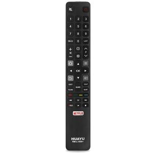 Image 1 - التحكم عن بعد ل tcl HDTV RC802N YAI2 YUI1 HDTV P20 C2 سلسلة 32S6000S 40S6000FS 43S6000FS 49C2US 55C2US 65C2US 75C2US نيتفليكس