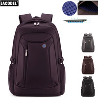 Jacodel Casual Shockproof Laptop Bags For Students 16 Inch Laptop Backpack For Boy Girl Travel Backpack
