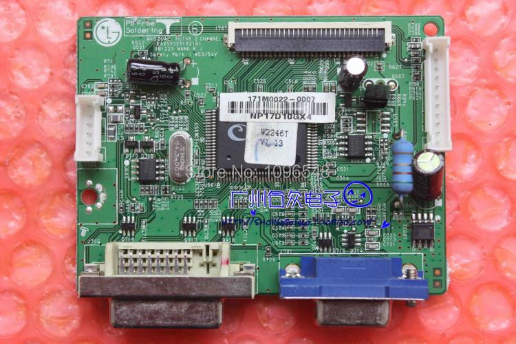 ФОТО Free Shipping>Original 100% Tested Work W2246 Driver Board EAX59323102(0) W2246T V1.13 Mainboard