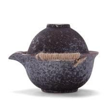 Ruggine Tea Viaggio Kung