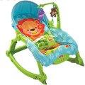 Bebê recém-nascido Bebê Elétrico Cadeira De Balanço Balanço Musical Pescador Portátil Chaise