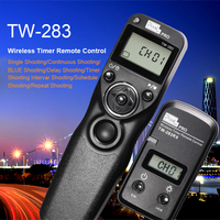 Pixel TW283 TW 283 E3 Shutter Release Wireless Timer Remote Control for Canon 700D 600D 100D 550D 1200D 1100D 750D 650D 60D 70D