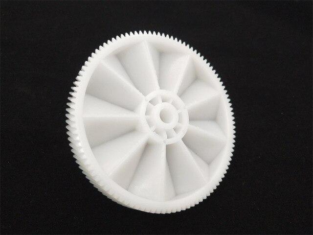 5x grandes pièces de hachoir à viande en plastique blanc 7000898 pour Braun Power Plus G1500 G1300 G1100 G3000 KGZ4 KGZ3 pièces de hachoir à viande